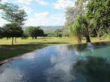 Matumi Golf Lodge - Poolside View