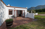 La Galiniere Guest Cottages - Pinotage Cottage Exterior
