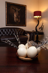 Amani Guest Lodge - Interior decor