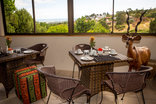 Winelands Villa Guesthouse and Cottages - Sea view for breakfast