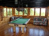 Sycamore Avenue Treehouses - Pool Table