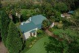 Haggards on Hilldrop B&B - Aerial View of Original Farmhouse