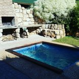 Tsumeb Backpackers - Splash pool