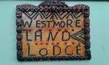 Westmoreland Lodge - Westmoreland Lodge Sign