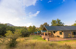 Bush Willow Tented Camp - Exterior