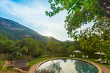 Bush Willow Tented Camp - Heated outdoor pool