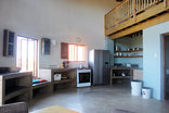 Swell Eco Lodge - Kitchen Honeymoon Rondavel