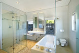Pringle Bay Villa  - En-suite Bathroom