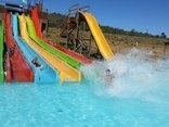 Wilgewandel Holiday Farm - water slides on farm