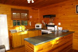 Isinkwe Backpackers Bushcamp - Bush Baby Self Catering Tree Cabin - Kitchen