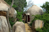 Kwa Madwala Private Game Reserve - Outside view of chalets