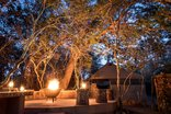 Bundox Safari Lodge - Firepit and Boma Area at Bundox Safari Lodge