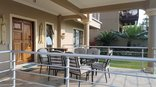 Gee Wizz Bed and Breakfast/Selfcatering - Front Patio