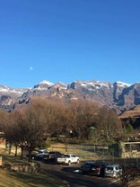 Fairways Drakensberg - Snow Capped Mountains