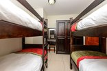 Umthunzi Hotel & Conference - Family Bunk bed room