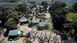 Nabana Lodge - Aerial view