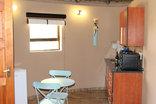 Duck Cottage - Lion Cottage kitchenette