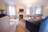 Exquisite Cottage 20 - Lounge Area