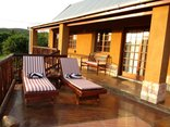 Valley Bushveld Country Lodge - Sundeck Patio