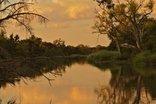 Limpokwena Nature Reserve - Mogalakwena at Dusk