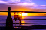 Sunset View at Whale Cove - Sunset and Wine