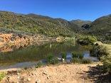 Bo Kouga Mountain Retreat - Dam