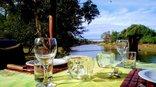 Limpokwena Nature Reserve - Deck Dinner