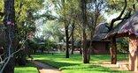 Limpokwena Nature Reserve - Lodge Gardens