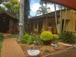 Africas Eden Guesthouse - Entrance To Reception