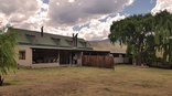Kinmel Guest Farm - Private braai and stoep