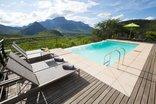 umVangati House - Pool view