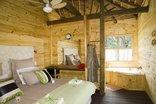 Vindoux Guest Farm - self catering Tree Lodge