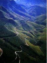 Cradock and George Peaks Trail