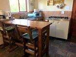 18 on Kloof Bed & Breakfast - Leopard Room Kitchen