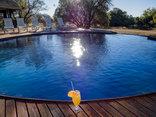 Finfoot Lake Reserve - Sun Deck Pool