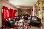Barrydale Karoo Lodge - Lounge