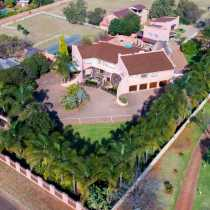 Aerial Photo of Guesthouse