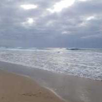 Suiderkruis beach