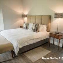 Barn Suite bedroom