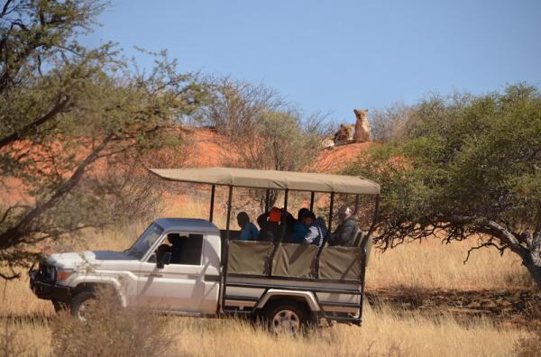 Kalahari Game Lodge
