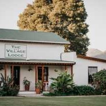 The Village Lodge Front