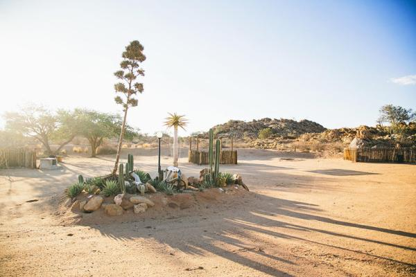 The White House Guest Farm - Namibia