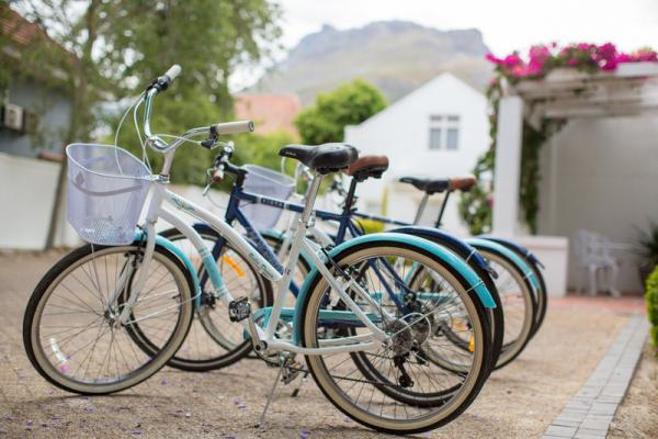 Commuter bikes available