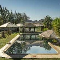 Orange River swimming pool 2