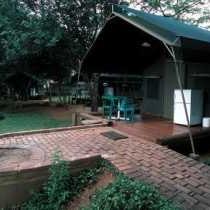 Crocodile Bridge Restcamp - Kruger Park