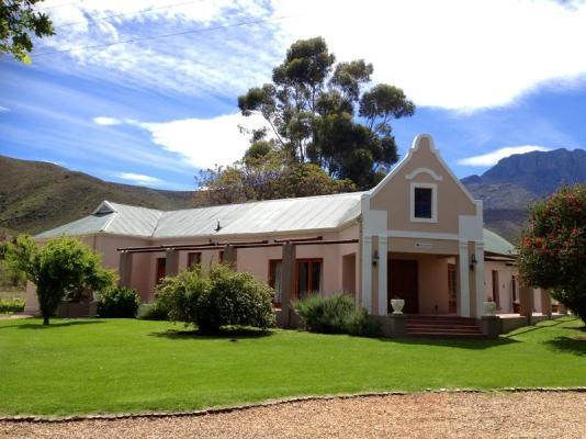 Pinotage Farmhouse