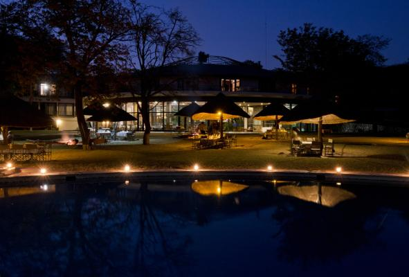 Hwange Safari Lodge - 141005