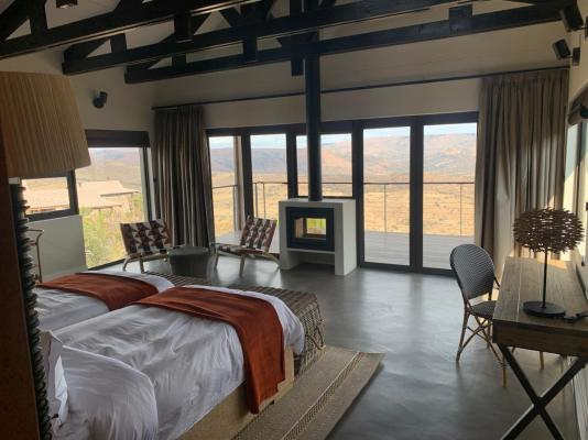 Babanango Game Reserve - Zulu Rock Lodge