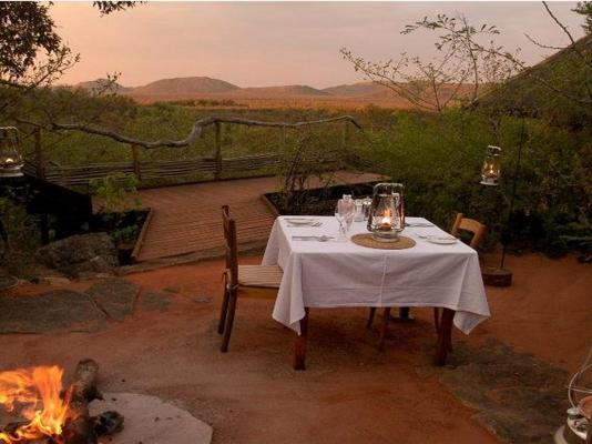 Buffalo Ridge Safari Lodge - 147642