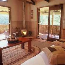 Honeymoon Suite at Tranquility Lodge